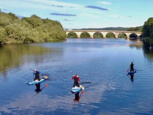 Hexham SUP 2hour intro feature image