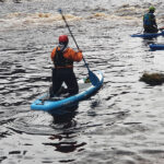 White water grade 1 paddle board feature image