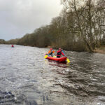 Canoe white water grade 1 feature image