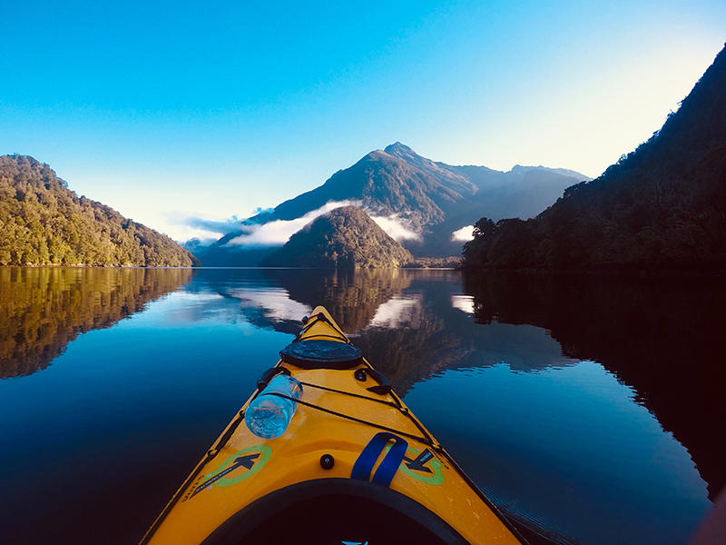 Kayaking Sweden Feature Image
