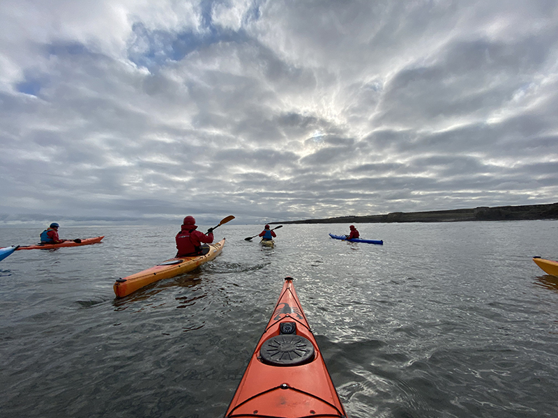 Sea Kayak Improver Adventure Feature Image