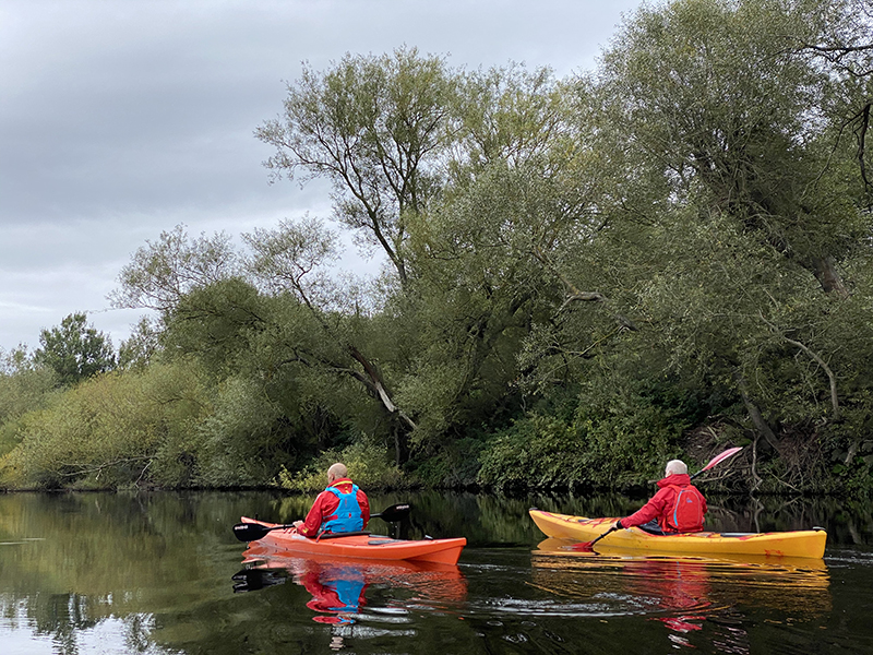 Kayak 2 hour intro feature image
