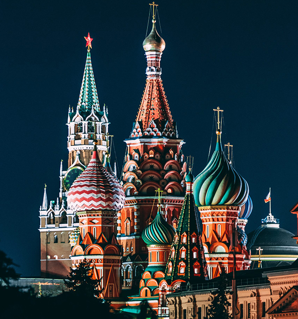 Russia page feature image